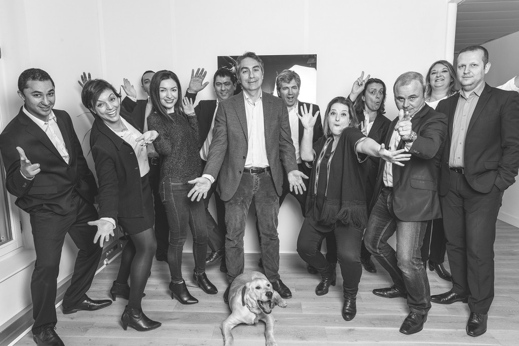 Portraits corporate, portraits d\'entreprise, photographe professionnel à Paris - Nicolas Kalogeropoulos